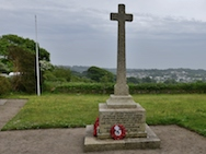 Madron war memorial