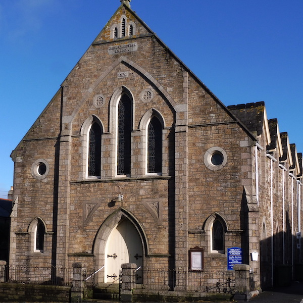 High Street church building